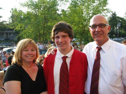 Nick, Mom and Dad